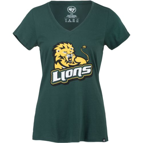 '47 Southeastern Louisiana University Women's Logo Splitter V-neck T-shirt