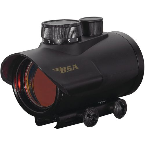 BSA Huntsman 1 x 42 IR Red/Green/Blue Dot Sight Scope