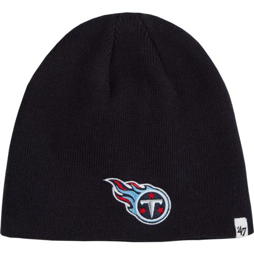 '47 Tennessee Titans Uncuffed Knit Beanie
