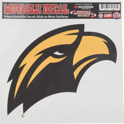 Stockdale University of Southern Mississippi 12' X 12' Big Logo Decal