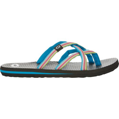 O'Rageous Women's Strappy Yoga Thong Sandals - view number 1