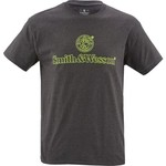Smith & Wesson Men's Stacked Logo Boarder T-shirt - view number 3