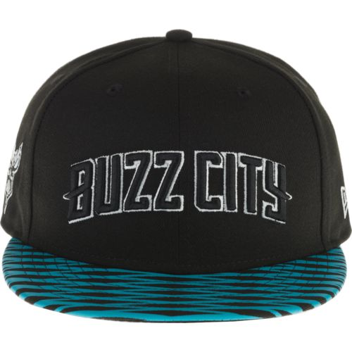 New Era Men's Charlotte Hornets 9FIFTY City Series Cap