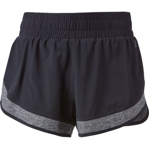 BCG Women's Outdoor Knit Woven Running Shorts