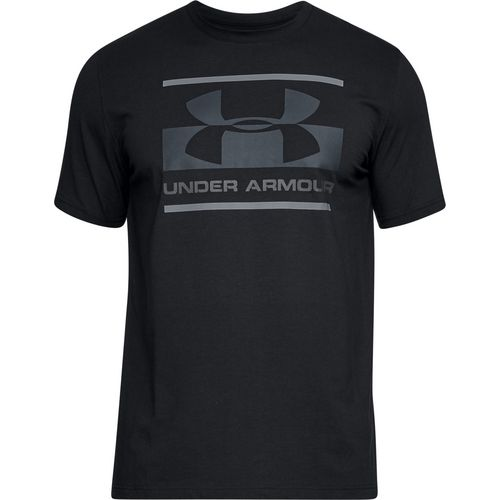 Under Armour Men's Blocked Sportstyle Logo T-shirt - view number 3
