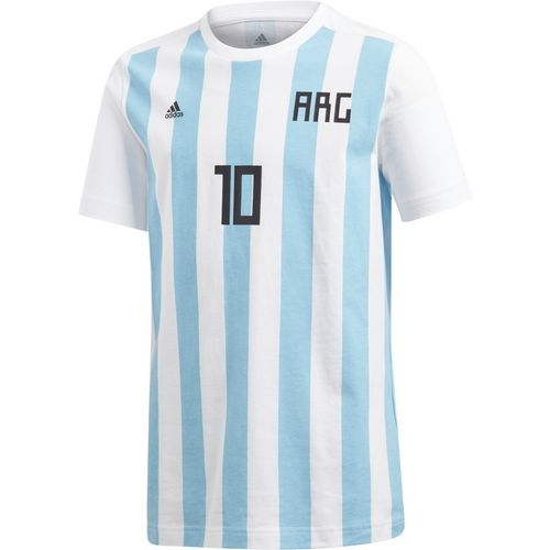 adidas Boys' Argentina Lionel Messi 10 T-shirt - view number 1