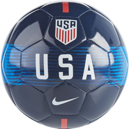 Nike USA Supporters Adult Soccer Ball