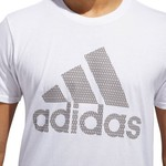 adidas Men's Badge of Sport Sizing T-shirt - view number 5