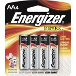 Energizer® Max AA Batteries 4-Pack - view number 1