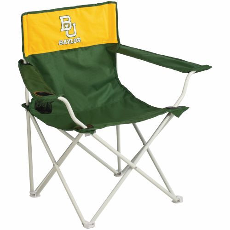 Logo Chair INC Baylor Bears Canvas Tailgate Chair