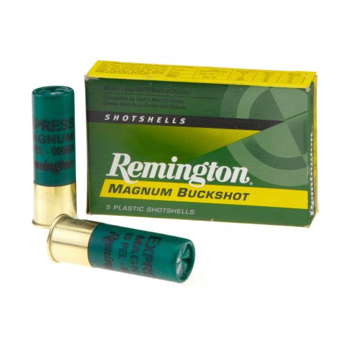 Remington Express® Magnum 12 Gauge Buckshot