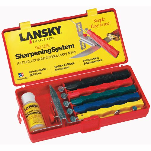 Lansky Deluxe Controlled-Angle Sharpening System - view number 2