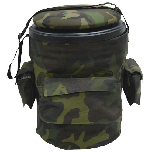 Image for Evans Sports Deluxe Sports Bucket from Academy