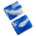 Reel Grip Blue/White Pair - view number 1