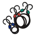 Highland Triple-Strength Bungee Cords 5-Pack