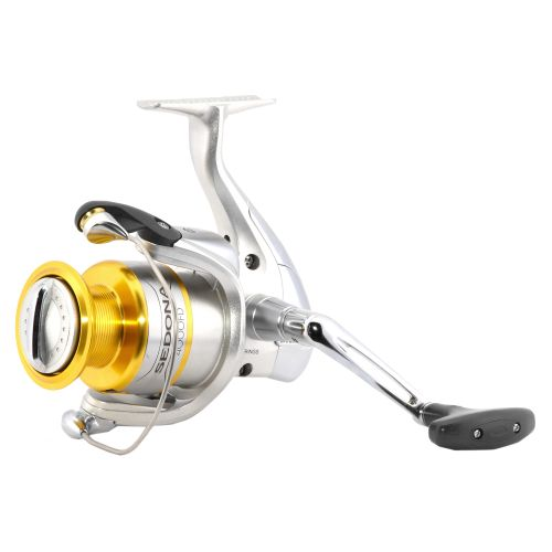 Image for Shimano Sedona 4000-FD Spinning Reel Convertible from Academy