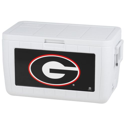 Coleman® Georgia Bulldogs 48 qt. Cooler