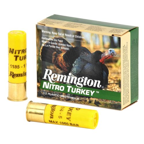 Display product reviews for Remington Nitro Turkey Buffered Magnum Load 20 Gauge Shotshells