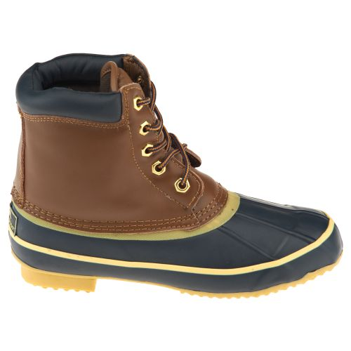 Polar Edge® Women's Insulated Rubber 5-Eye Duck Boots