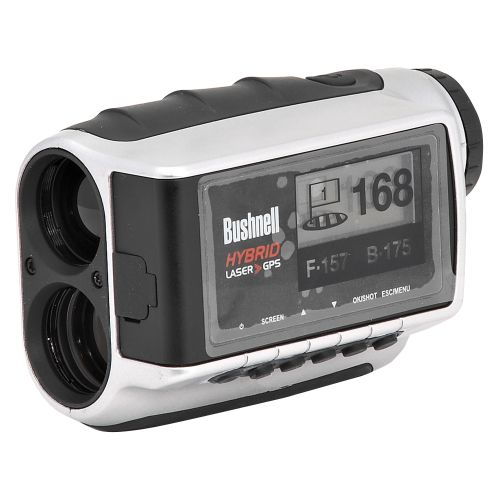 Bushnell Hybrid™ 5 x 24 Laser/GPS Golf Range Finder