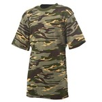 Magellan Outdoors™ Boys' Camo Ringer T-shirt