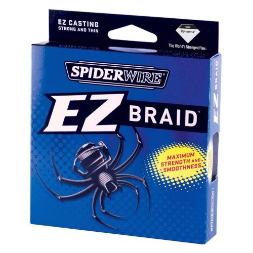 Spiderwire® EZ Braid™ 10 lb. - 300 yards Braided Fishing Line