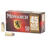 Monarch ACP JHP .45 185-Grain Centerfire Ammunition