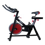 CAP Barbell Velocity® Fitness Indoor Cycle with 18 KG Flywheel