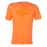 Nike Men's Oklahoma State University Triblend Logo T-shirt