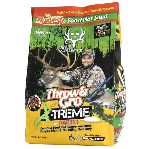 Evolved Harvest Throw & Gro X-Treme with Radish Food Plot