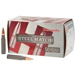 Hornady BTHP Steel Match™ .308 Winchester 155-Grain Centerfire Rifle Ammunition