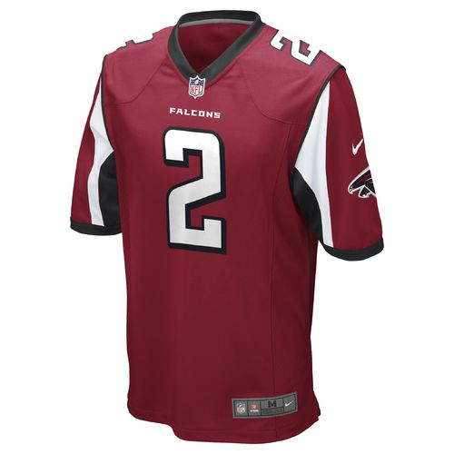 Display product reviews for Nike Men's Atlanta Falcons Matt Ryan Game Jersey