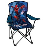 Marvel Kids' Spider-Man Licensed Camp Chair