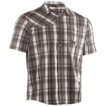 Under Armour® Men's HeatGear® Range Plaid Short Sleeve Shirt