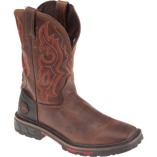 Justin Men's Rugged Western Work Boots - view number 2