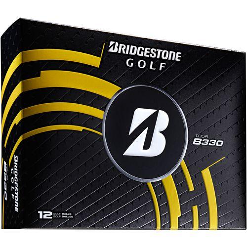 Bridgestone Golf B330 Golf Balls 12-Pack - view number 1