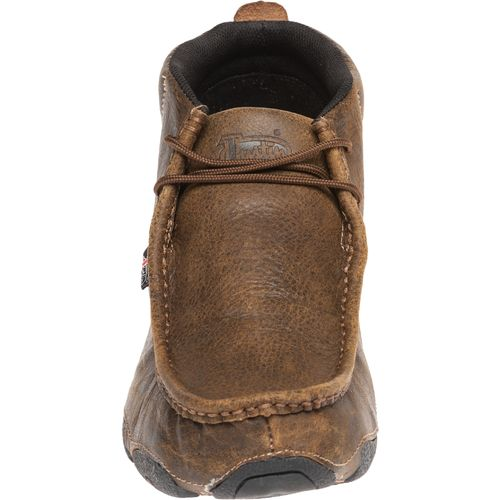 Justin Men's Distressed Leather Casual Boots - view number 4