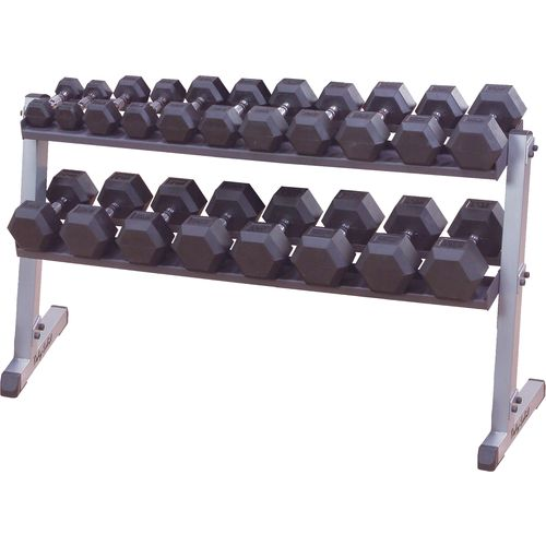 Display product reviews for Body-Solid Pro Dumbbell Rack