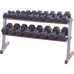 Body-Solid Pro Dumbbell Rack - view number 1