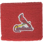 Franklin St. Louis Cardinals Wristbands 2-Pack