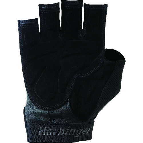 Harbinger Men's Training Grip Nonwrist Wrap Gloves - view number 2
