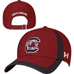 Under Armour® Adults' University of South Carolina Touchback Adjustable Cap