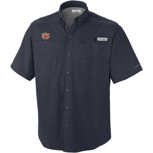 Columbia Sportswear Men's Auburn University Collegiate Tamiami Shirt