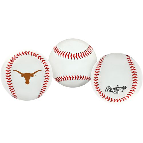 Jarden Sports Licensing University of Texas Team Logo Baseball