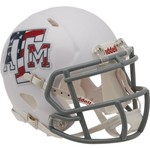 Riddell Texas A&M University Speed Mini Helmet