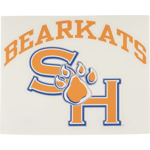 "Stockdale Sam Houston State University 8"" x 8"" Vinyl Die-Cut Decal"