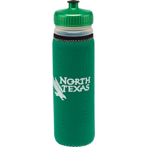 Kolder University of North Texas Van Metro 22 oz. Squeezable LDPE Bottle