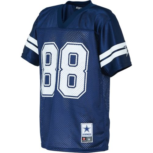 Display product reviews for Dallas Cowboys Boys' Bryant Replica Jersey