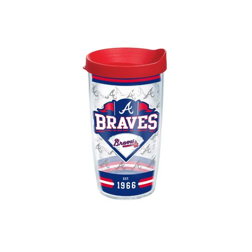 Tervis Atlanta Braves 16 oz. Tumbler with Lid