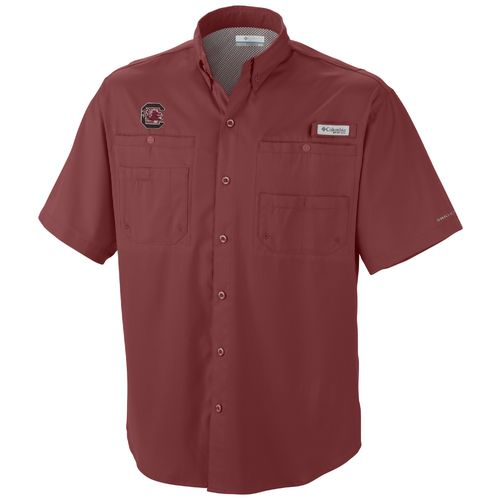 Columbia Sportswear Men's University of South Carolina Collegiate Tamiami II Shirt